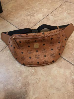 "MCM ""Men's Medium Stark Visetos Belt Bag"" for Sale in Phoenix, AZ"