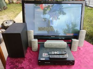 Complete home theater system with Smart TV for Sale in Washington, DC