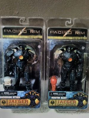 Neca Pacific Rim action figure lot for Sale for sale  New York, NY