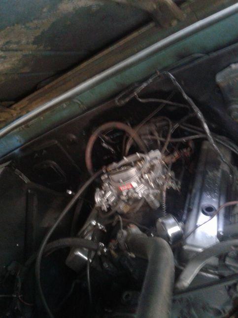 1963 gmc Chevy truck