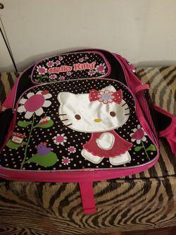 Hello Kitty- Back Pack Bag for Sale in Carrollton,  VA