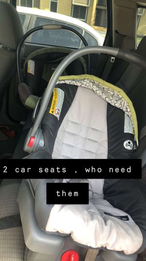 Car seat ! for Sale in Arlington, TX