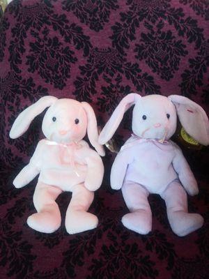 Beanie Babies...Floppity & Hoppity for Sale in San Francisco, CA