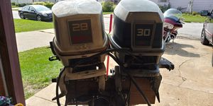 2 Outboard Boat Motors for Sale in Frankfort, IL
