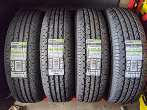 ST205/75/15 Trailer Tires 8 Ply Labor & Tax Included for Sale in Everett, WA