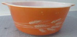 PYREX Orange 750ml Bowl for Sale in San Jose, CA