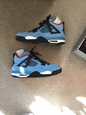 Nike air Jordan 4 Travis Scott size 13 for Sale in Neenah, WI
