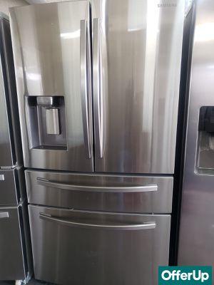 💎💎💎Free Delivery Samsung Refrigerator Fridge French Door 4-Door #1204💎💎💎 for Sale in Chino, CA