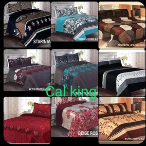 Cal King Bedspreads for Sale in Hanford, CA