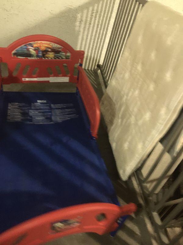 Kids/toddler beds with mattress