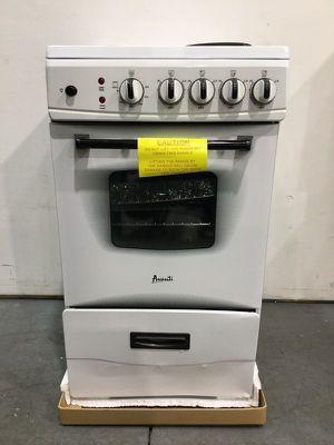 "Electric Range Stove Oven Kitchen Home Appliances Cocina Fogón 20"" Avanti ER20P0WG for Sale in Miami, FL"