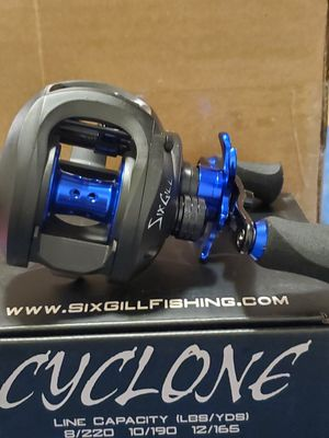 SixGill Fishing Reel for Sale in Raleigh, NC