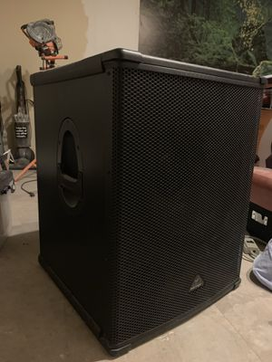 Subwoofer for Sale in Mercer Island, WA
