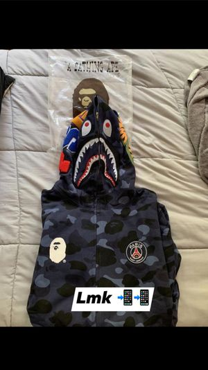 A Bathing Ape Hoodie for Sale in Chelsea, MA