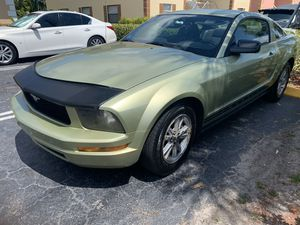 2006 Ford Mustang 4.0 Manual 5 Speed Transmission for Sale in Coral Springs, FL