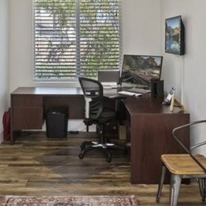 """L"" Shaped Office Desk for Sale in Corona, CA"
