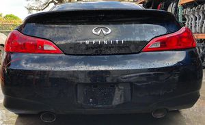 2008-2016 INFINITI G37 Q60 CONVERTIBLE PART OUT for Sale in Fort Lauderdale, FL