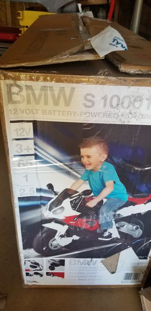 BMW motorcycle 12v for Sale in High Point, NC