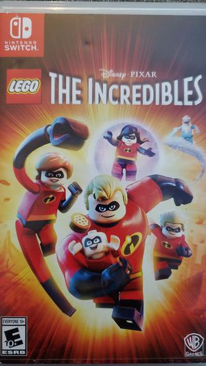 Nintendo Switch LEGO The Incredibles for Sale in Santa Ana, CA