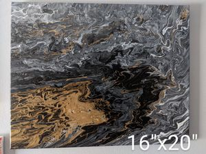 Pour paintings for Sale in Cary, NC