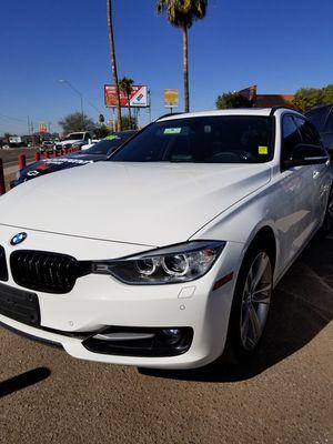 2015 BMW 3-Series Sport Wagon 328d for Sale in Scottsdale, AZ