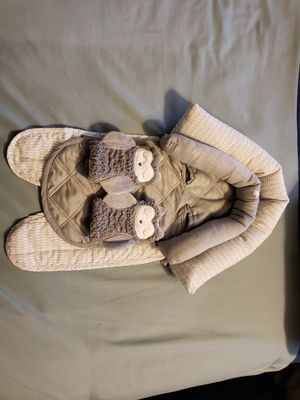 Eddie Bauer baby carseat headrest and strap covers for Sale in El Paso, TX