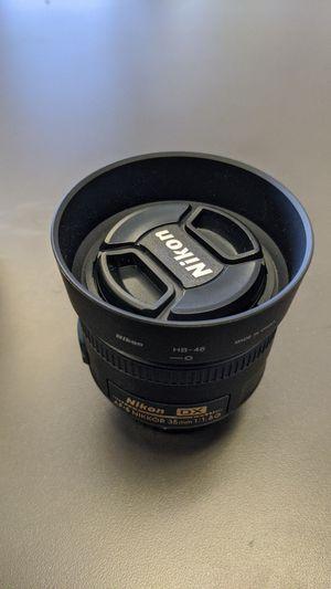 Brand New 35mm 1.8 Nikon lense for Sale in Long Beach, CA