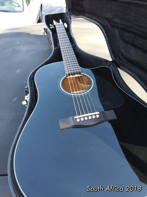 Fender Electric Acoustic Guitar for Sale in Alexandria, VA
