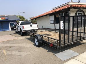 2013 Car&toy hauler trailer for Sale in Livermore, CA