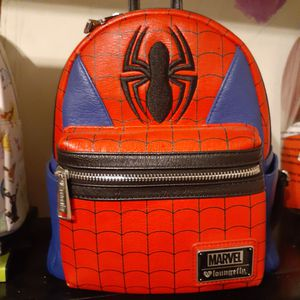 LOUNGEFLY SPIDER MAN Disney backpack for Sale in Imperial Beach, CA