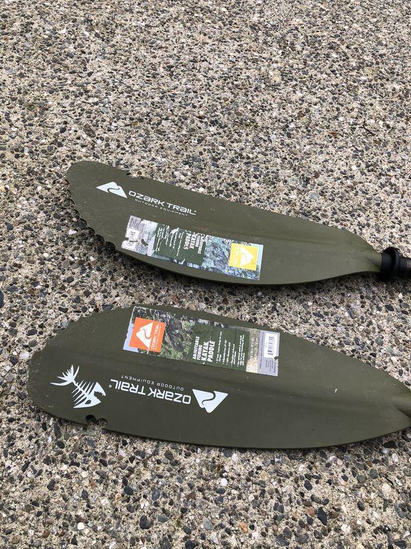 ozark trail kayak paddle
