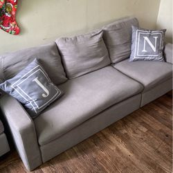 Couch three seat for Sale in East Providence,  RI