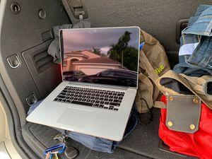 Damaged MacBook Pro for Sale in Miramar, FL