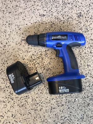 Cordless drill 18v for Sale in Sarasota, FL