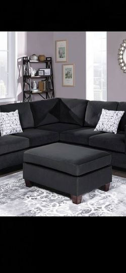 3-PC Sectional Ottoman Included On Sale🔥 for Sale in Fresno,  CA