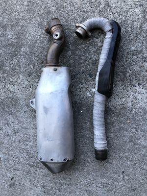 2007 Honda crf150r exhaust for Sale in Oceanside, CA