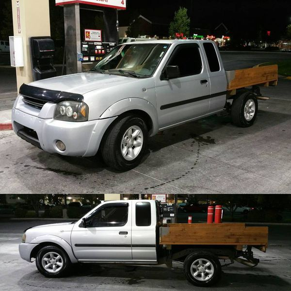 Nissan Navara Pickup For Sale Used Cars On Buysellsearch  |Nissan Frontier Flat Bed