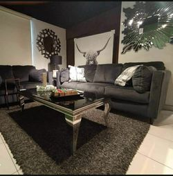 Kennewick Shadow Living Room Set (SOFA and LOVESEAT for Sale in Round Rock,  TX
