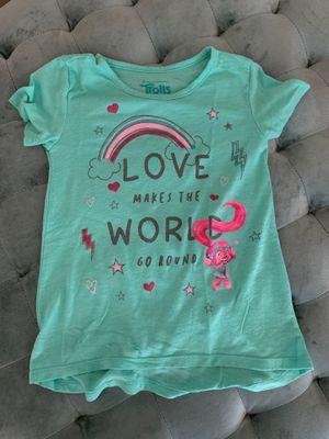 Trolls T-Shirt 5 T for Sale in Long Beach, CA