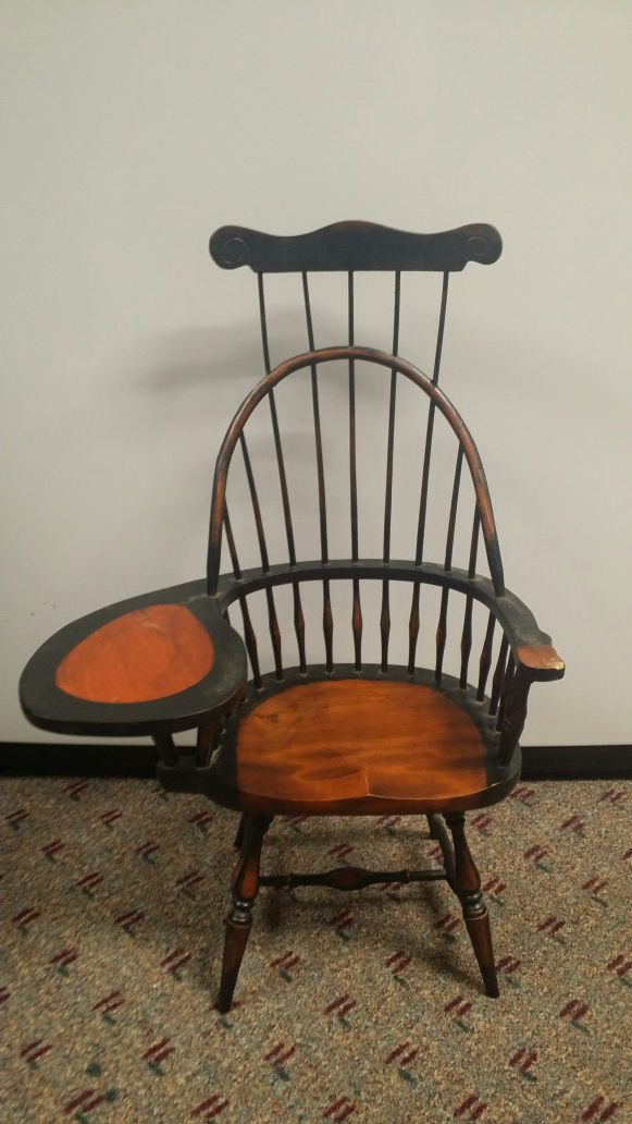 Antique doll chair great condition very ornate