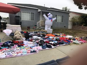 Baby clothes, kids clothes and Adult clothes Toys Etc for Sale in Torrance, CA