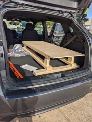 Custom made camping beds for Sale in Dallas, TX