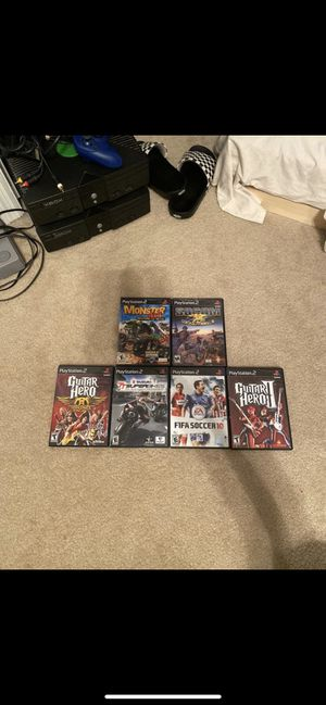Ps2 game lot for Sale in Fresno, TX