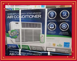 8000 btu window air conditioner, AC...new for Sale in West Covina, CA