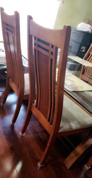 Dining Table w/ 6 chairs for Sale in Tampa, FL