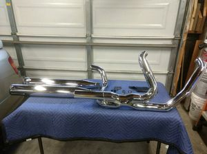 HD Road King Exhaust for Sale in Atascadero, CA