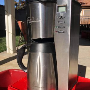 Starbucks Barista Aroma Grande 12 Cup Programable Stainless Steel Coffee Maker for Sale in Tracy, CA