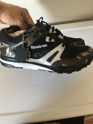 Bape Reebok collab kicks for Sale in New York, NY