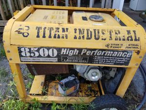 Electric generator 8500. Commercial industrial for Sale in Ocoee, FL