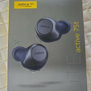 $125 JABRA GN ELITE 75T WIRELESS EARBUDS for Sale in Las Vegas, NV
